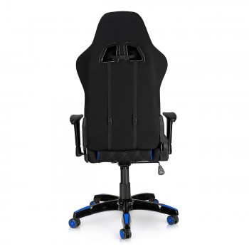 MY SIT Office Chair Racing Chair Blue Racer – Bild 5
