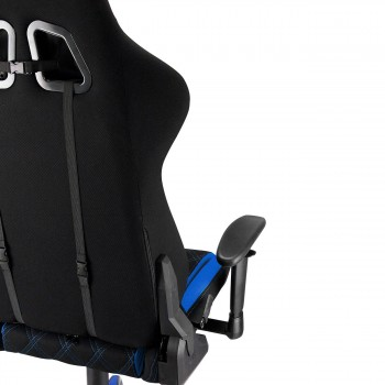 MY SIT Office Chair Racing Chair Blue Racer – Bild 13