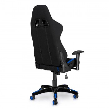 MY SIT Office Chair Racing Chair Blue Racer – Bild 6