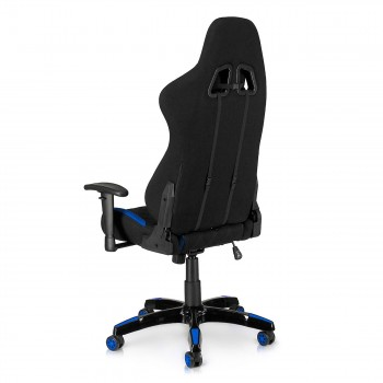 MY SIT Office Chair Racing Chair Blue Racer – Bild 4