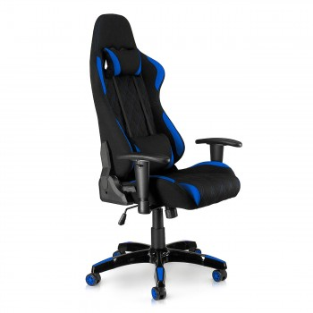 MY SIT Office Chair Racing Chair Blue Racer – Bild 7