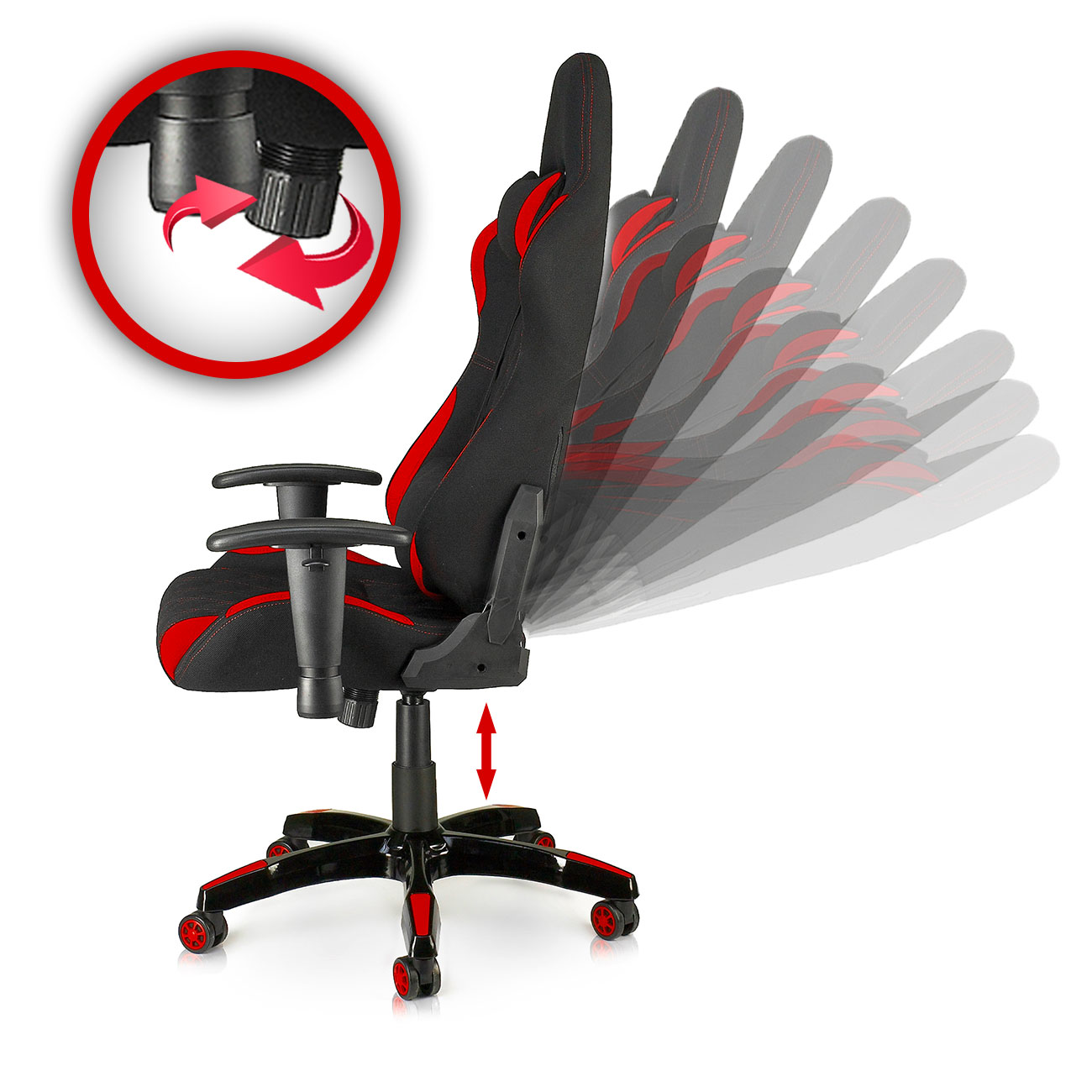 my sit office chair racing chair red racer office racing