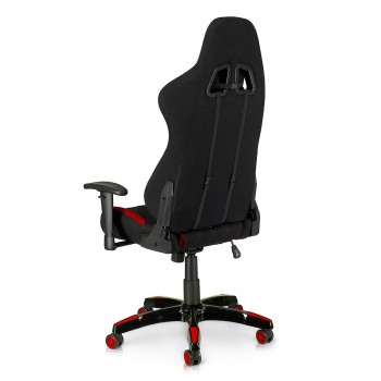MY SIT Office Chair Racing Chair Red Racer – Bild 4