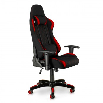 MY SIT Office Chair Racing Chair Red Racer – Bild 7