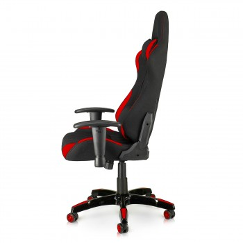 MY SIT Office Chair Racing Chair Red Racer – Bild 3