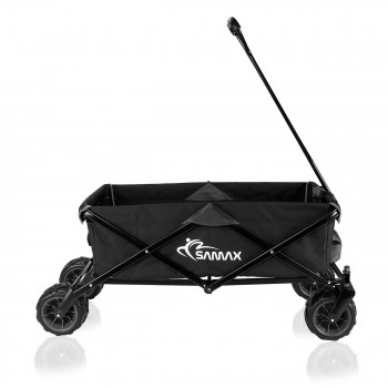 SAMAX Foldable Hand Cart Offroad - Black / Grey – Bild 6