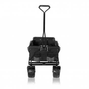 SAMAX Foldable Hand Cart Offroad - Black / Grey – Bild 7