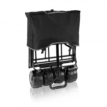 SAMAX Foldable Hand Cart Offroad - Black / Grey – Bild 10