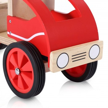 Baby Vivo Push Car / Children's Car made of Wood - Sammy – Bild 15