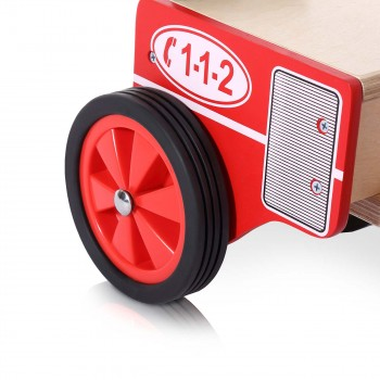 Baby Vivo Push Car / Children's Car made of Wood - Sammy – Bild 14