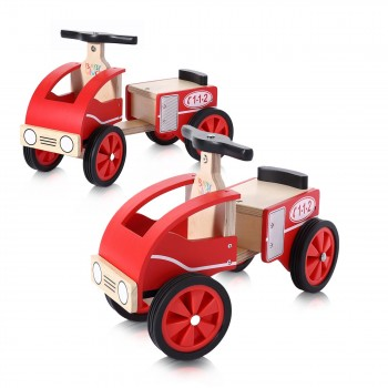 Baby Vivo Push Car / Children's Car made of Wood - Sammy – Bild 1