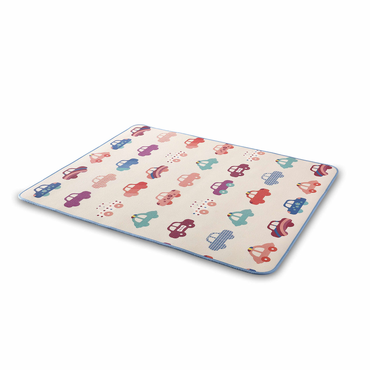 Play Mat Rug With Alphabet Two Sided Baby Vivo Foam Carpet