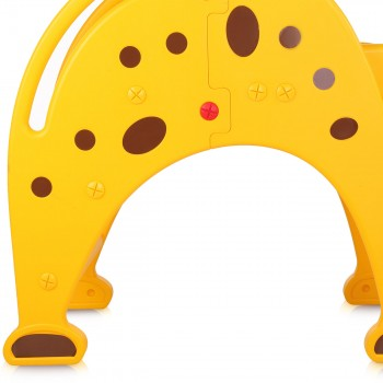 Baby Vivo Kids slide / Children´s slide - Giraffe in Yellow – Bild 11