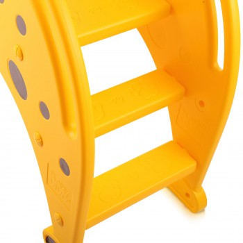 Baby Vivo Kids slide / Children´s slide - Giraffe in Yellow – Bild 7