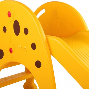 Baby Vivo Kids slide / Children´s slide - Giraffe in Yellow – Bild 9