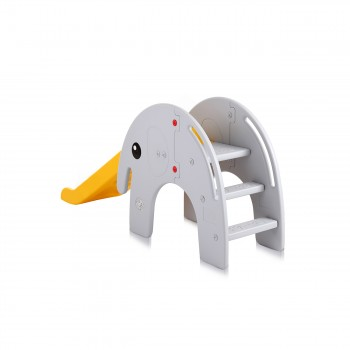 Baby Vivo Kids slide / Children´s slide - Elephant in Yellow/Grey – Bild 3