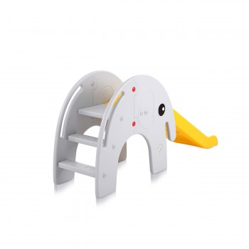 Baby Vivo Kids slide / Children´s slide - Elephant in Yellow/Grey – Bild 4