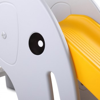 Baby Vivo Kids slide / Children´s slide - Elephant in Yellow/Grey – Bild 9