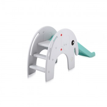 Baby Vivo Kids slide / Children´s slide - Elephant in Turquoise/Grey – Bild 4