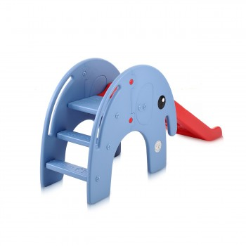 Baby Vivo Kids slide / Children´s slide - Elephant in Red/Blue – Bild 3