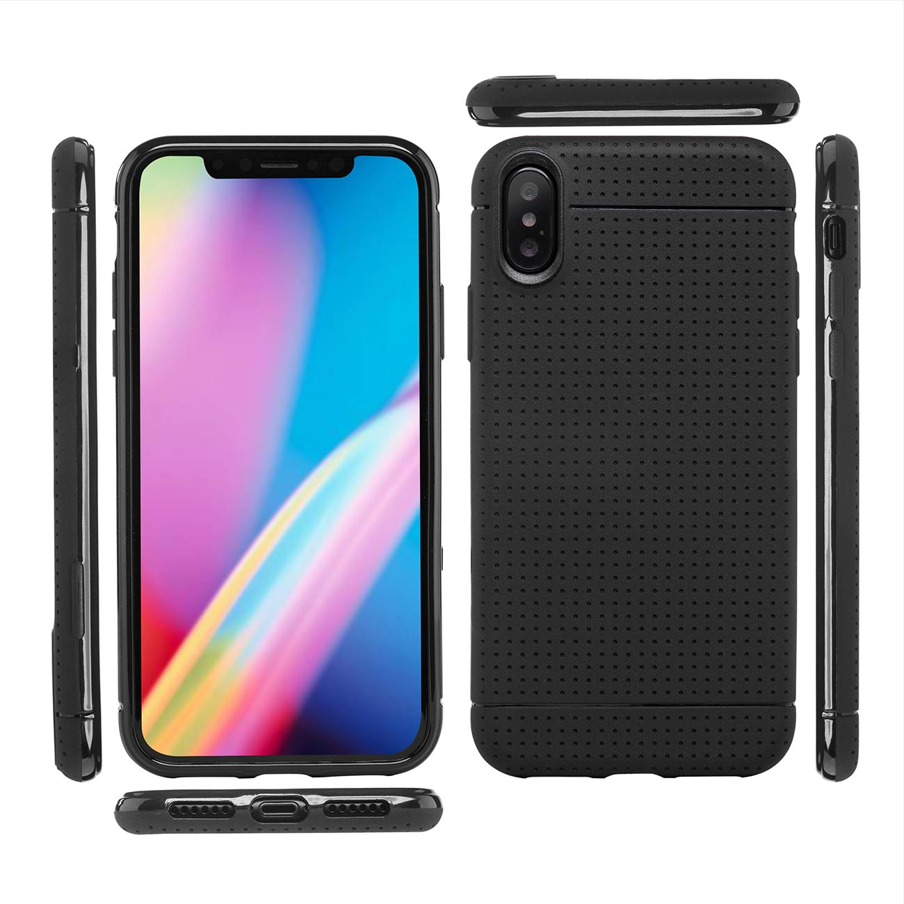 coque iphone x solide