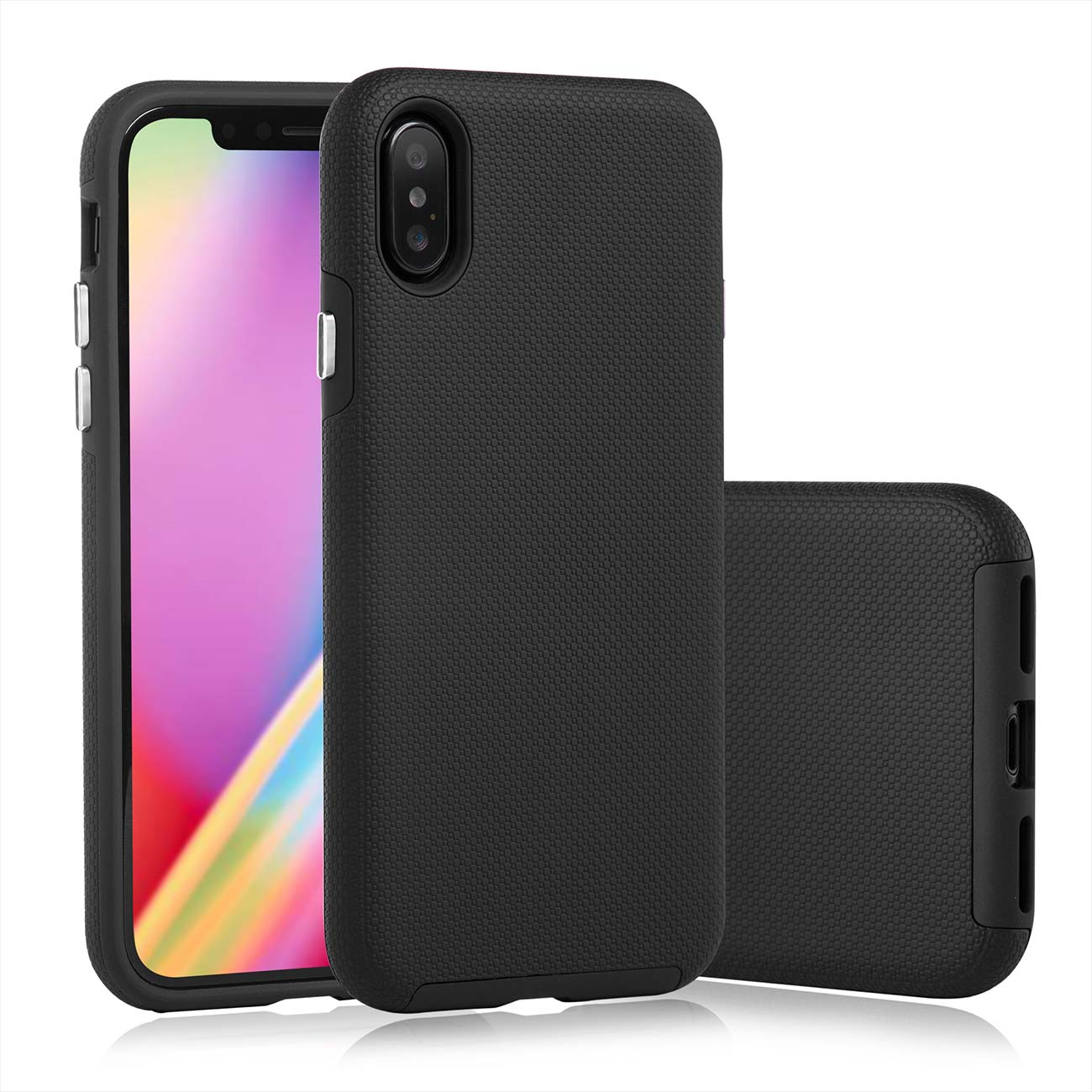 apple iphone case mututec iphone x apple phone black electronics 10110