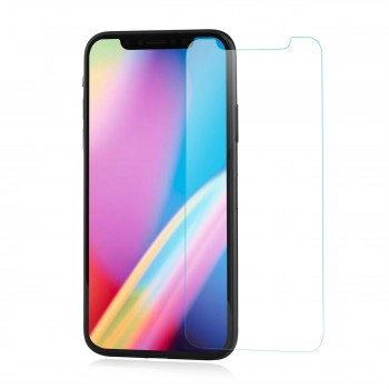 MutuTec iPhone X Displayschutz / Panzerglasfolie - 9H – Bild 1