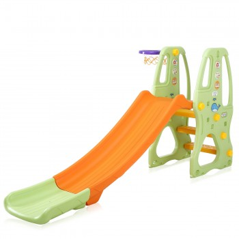 Baby Vivo Kids slide / Children´s slide in Orange / Green – Bild 2