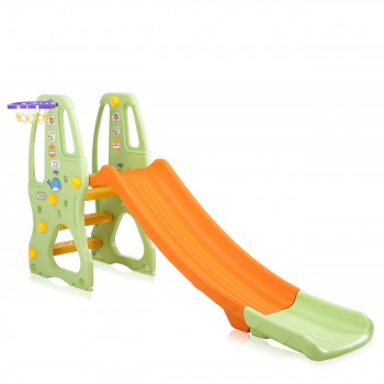 Baby Vivo Kids slide / Children´s slide in Orange / Green – Bild 1