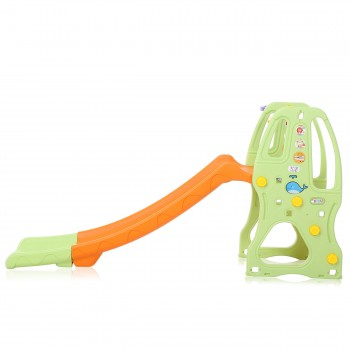 Baby Vivo Kids slide / Children´s slide in Orange / Green – Bild 5