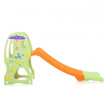 Baby Vivo Kids slide / Children´s slide in Orange / Green – Bild 8