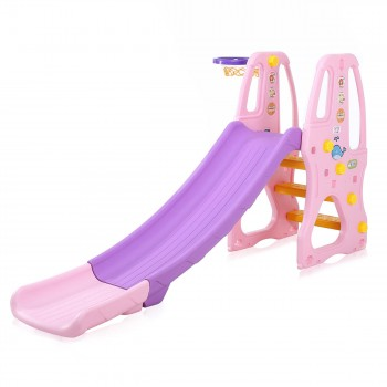 Baby Vivo Kids slide / Children´s slide in Purple / Pink – Bild 2