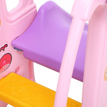 Baby Vivo Kids slide / Children´s slide in Purple / Pink – Bild 10