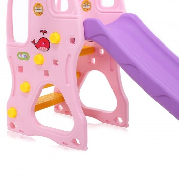 Baby Vivo Kids slide / Children´s slide in Purple / Pink – Bild 11