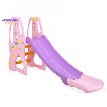 Baby Vivo Kids slide / Children´s slide in Purple / Pink – Bild 1