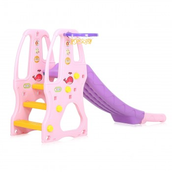 Baby Vivo Kids slide / Children´s slide in Purple / Pink – Bild 3