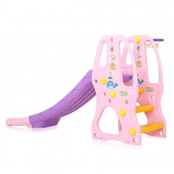 Baby Vivo Kids slide / Children´s slide in Purple / Pink – Bild 4