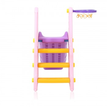 Baby Vivo Kids slide / Children´s slide in Purple / Pink – Bild 7
