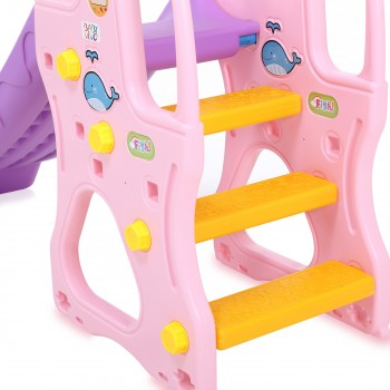 Baby Vivo Kids slide / Children´s slide in Purple / Pink – Bild 9